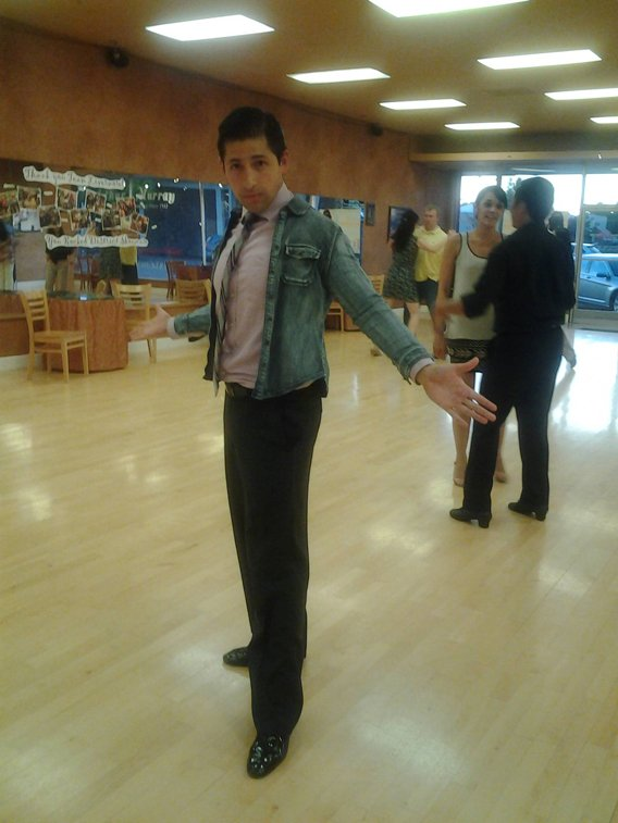 Joey Sena, Supervisor, Arthur Murray Livermore Dance Studio