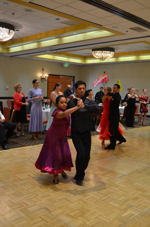Alexis Morales, Instructor, Arthur Murray Walnur Creek Dance Studio