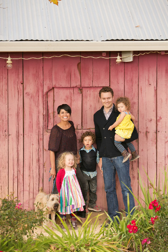 chris-and-daisey-lynam-family