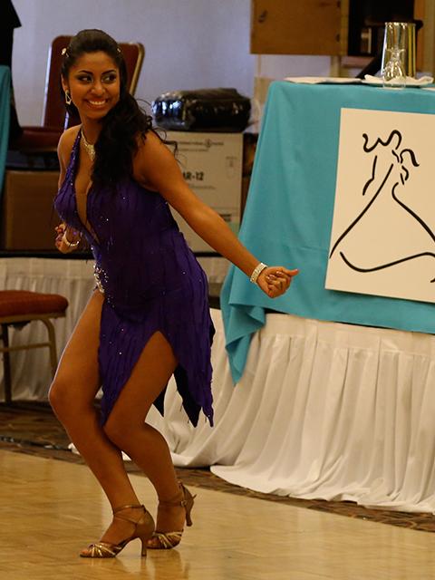 Brigitte Claure, Instructor, Arthur Murray Livermore Dance Studio