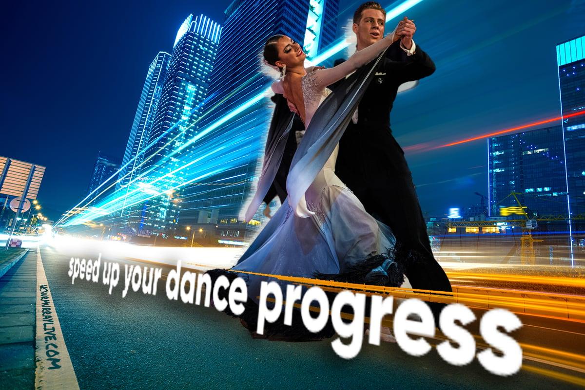 Speed-Up-Dance-Progress