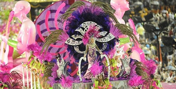 Arthur Murray Live Carnival Showcase