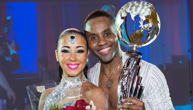 Arthur Murray Live Carnival Showcase winners