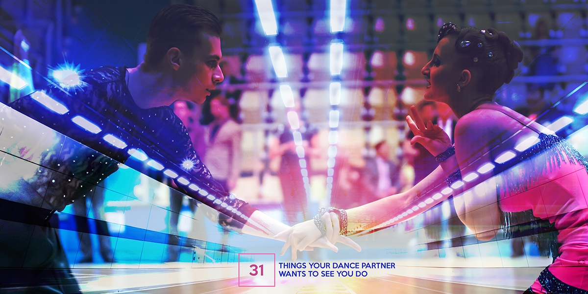 31 Things Your Dance Partner Wants to See You Do