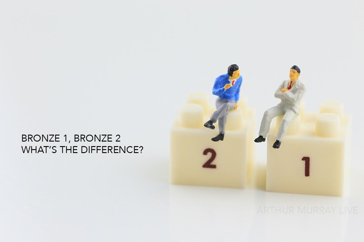 Bronze 1, Bronze 2, Unlocking the Mystery of Your Social Dance Program