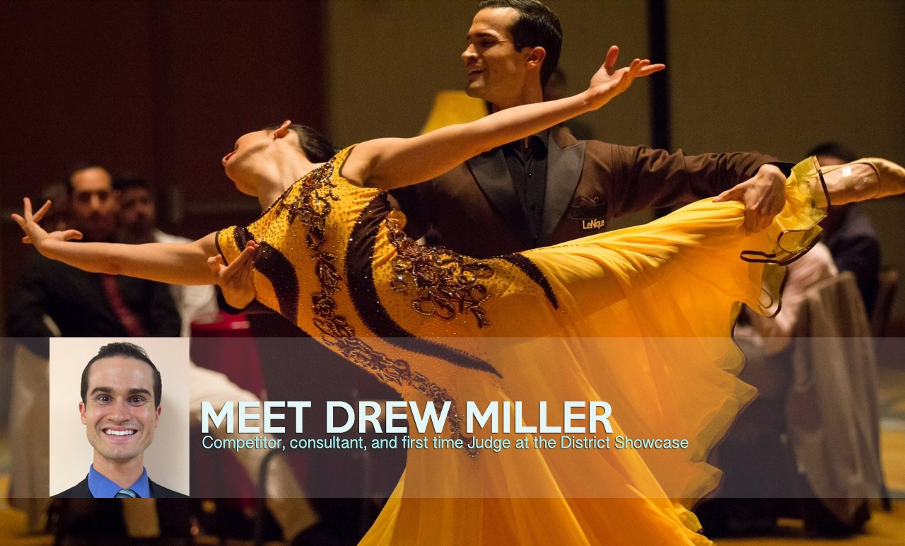 Drew Miller Joins the District Showcase Judging Panel