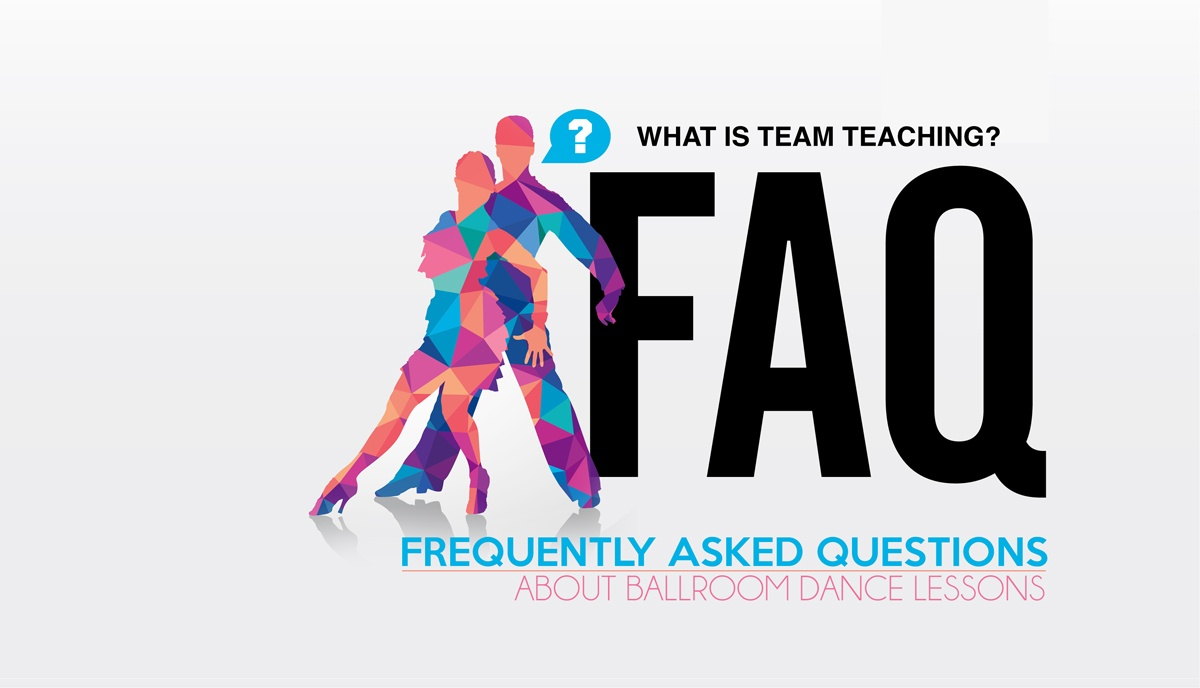 What is Team Teaching at Arthur Murray Dance Studios?