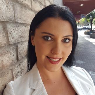 Maryna Agayeva Dance Instructor Redwood City