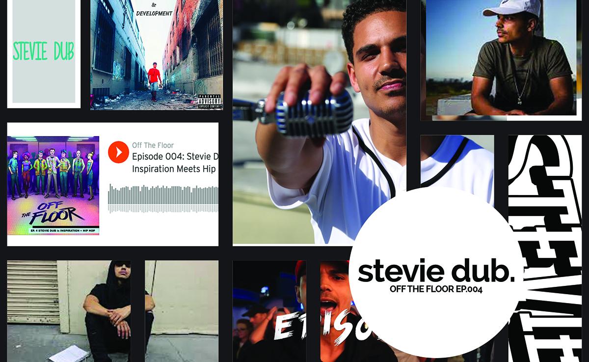 Off the Floor Episode 004: Stevie Dub